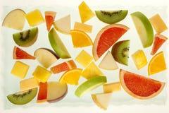 Fruta fresca mezclada Foto de archivo