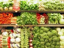 Fruta fresca y veges Fotos de archivo