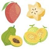 Fruta linda collection04 Imagen de archivo