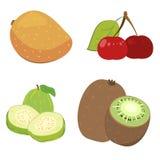 Fruta linda collection08 Fotos de archivo libres de regalías