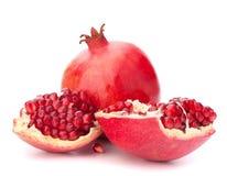 Fruta madura de la granada Fotografía de archivo libre de regalías