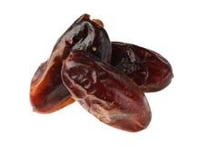 Fruta marrom da tâmara Foto de Stock