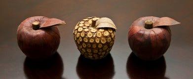 Fruta media Imagen de archivo libre de regalías