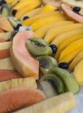 Fruta mezclada Imagen de archivo libre de regalías