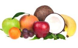 Fruta misturada Imagens de Stock
