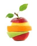 Fruta misturada fresca