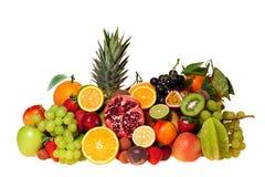 Fruta multi Fotos de archivo libres de regalías