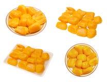 Fruta muy dulce de la chaqueta de la variante Foto de archivo libre de regalías