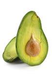 fruta nutritiva Aguacate-aceitosa Fotografía de archivo libre de regalías
