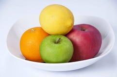 Fruta orgánica Fotos de archivo libres de regalías