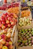 Fruta orgánica fresca de Serbia foto de archivo