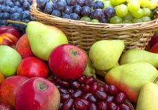 Fruta orgânica fresca Foto de Stock Royalty Free