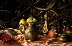 Fruta oriental Foto de Stock Royalty Free