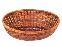 Fruta ou cesta do pão Imagens de Stock