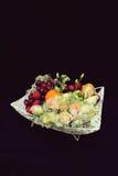 Fruta para casarse la decoración Foto de archivo libre de regalías