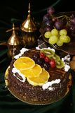 A fruta-parte Imagens de Stock Royalty Free
