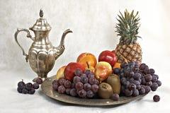 Fruta-pedazo Fotografía de archivo libre de regalías