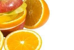 Fruta rebanada Imagen de archivo