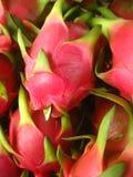 Fruta rosada del dragón Imagen de archivo libre de regalías
