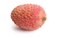 Fruta sabrosa del lichí Foto de archivo