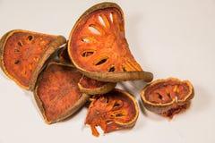 Fruta seca Imagem de Stock