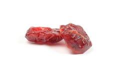 Fruta secada da airela Fotos de Stock Royalty Free