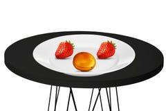 Fruta suculenta Foto de Stock