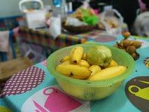 Fruta tailandesa foto de archivo