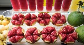 Fruta tailandesa Fotos de Stock Royalty Free