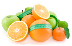 Fruta útil à saúde. Imagem de Stock Royalty Free
