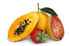 Fruta tropical Imagem de Stock Royalty Free