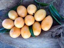 Fruta tropical Fotos de archivo libres de regalías