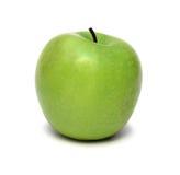 Fruta verde de la manzana imagen de archivo libre de regalías
