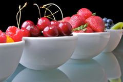 Fruta y bayas Fotografía de archivo libre de regalías