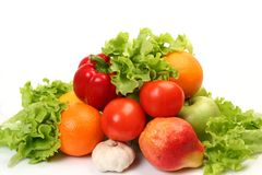 Fruta y verdura Fotos de archivo libres de regalías