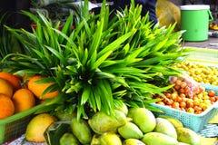 Fruta y verdura fotografía de archivo
