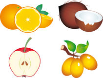 Frutas libre illustration