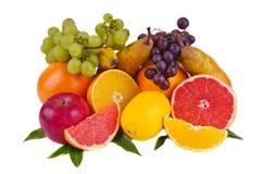 Frutas Fotos de archivo libres de regalías