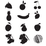 Frutas. Fotografia de Stock Royalty Free