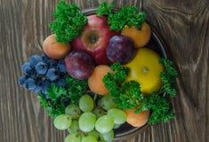 Frutas Fotografia de Stock