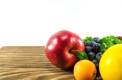 Frutas imagem de stock