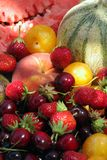 Frutas Foto de Stock