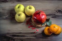 Frutas Fotos de archivo