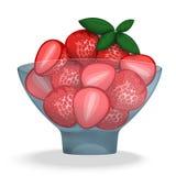 Frutas Ilustração Royalty Free