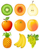 Frutas Fotos de Stock Royalty Free