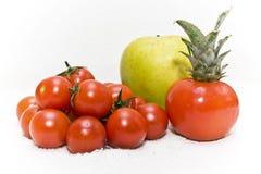 Frutas abstractas Imágenes de archivo libres de regalías