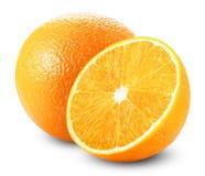 Frutas anaranjadas Fotografía de archivo libre de regalías