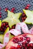 Frutas aptas Imagen de archivo libre de regalías