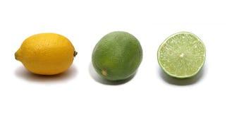 Frutas cítricas Imagen de archivo