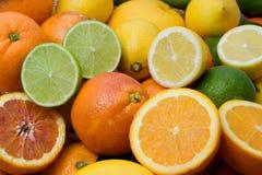 Frutas cítricas fotos de archivo libres de regalías